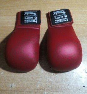 Накладные боксерские перчатки RIMSHA