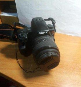 Sony Alpha SLT-A37 Kit 18-55