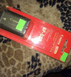 Батарея canon bp 522 новая