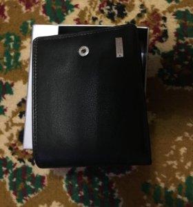 Кожаный кошелёк Francesco Marconi