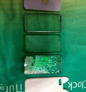 Чехлы на Iphone 7,8
