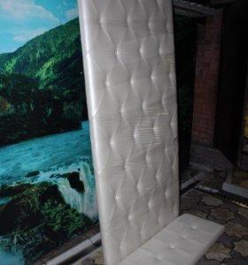 Каретная стяжка кожей стеновые панели