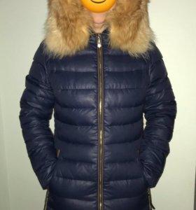 Пуховик зимний