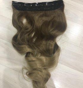 Волосы Омбрэ искусственные новые