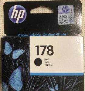 Картридж HP N178 черный