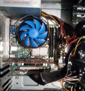 Системник 4 ядра 3 гига