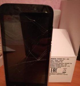 Смартфон Huawei Ascend Y5C Y541-U02 Black White