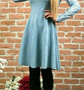 Новое платье (спандекс 46 р-р)