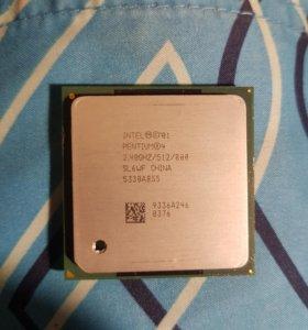Intel pentium 4 2.4 Ghz 512/800