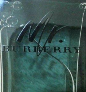 Mr . Burberry Eau de Parfum.