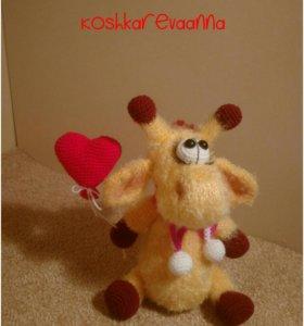 Жираф-романтик