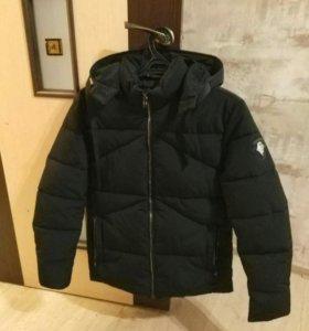 Зимний пуховик 50 размера