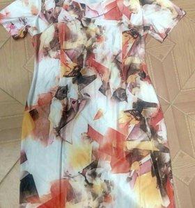 Платье новое размер 52/54 торг