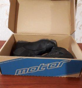 Лыжные ботинки Motor Quest, 38 размер