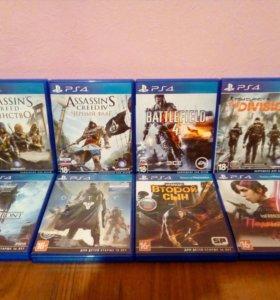 PS4 игры ( любой 1000. )
