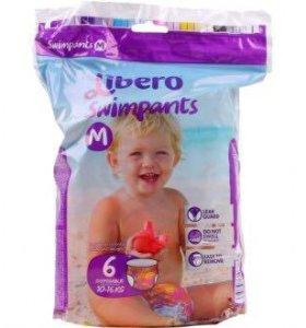 Трусики-подгузники для плавания Libero новые
