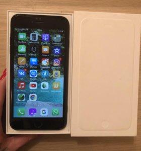 Айфон 6 плюс, 64 gb оригинал