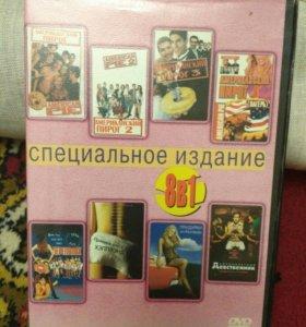 DVD диск. Фильмы