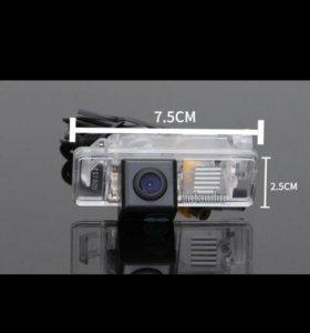 Камера заднего вида на Mercedes-Benz
