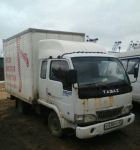 ТагАЗ фургон