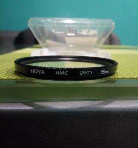 Hoya 58 mm HMC UV (C)