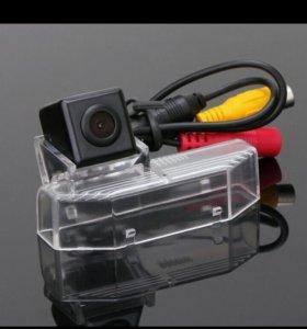 Камера заднего вида, Mazda 6