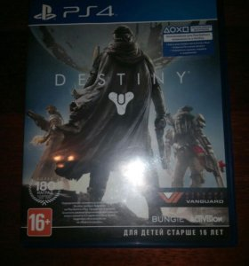 Игра Destiny на Playstation 4 ПлэйСтэйшэн 4 Ps 4
