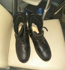 Мужские зимние ботинки р.43