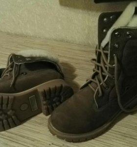 Ботинки зима 39-40