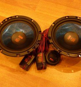Колонки,двух компонентная акустика Mystery MC640