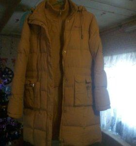 Пуховик,пальто,плащ,ветровка.