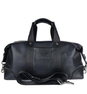 Сумка мужская Giorgio Armani цвет черный США