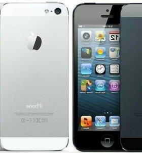 IPhone 5 и 5s (16 Гб) новые!