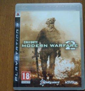 Call of Duty Modern Warfare2 для PS3 (Шутер,экшн )