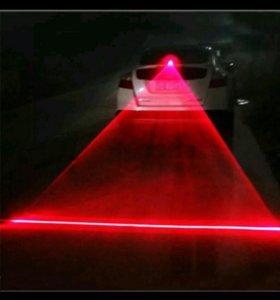 Светодиоды. Лазерный хвост.