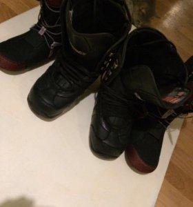 Ботинки для сноуборда Deeluxe 42р