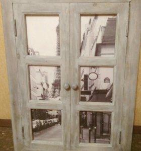 Окно в Париж!