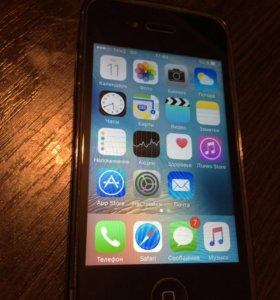 iPhone 4s 16 gb в идеальном состоянии
