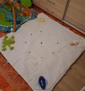 Развивающий коврик икея