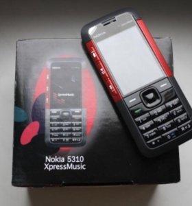 Nokia 5310 XpressMusic (Нокиа 5310 ЭкспрессМьюзик)