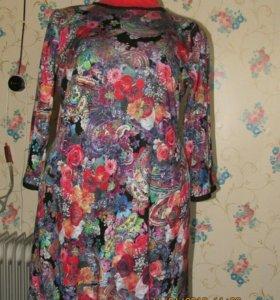 Новые платья. Р-р 52
