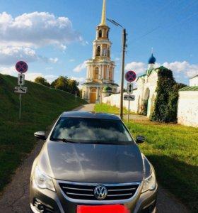 Автомобиль Volkswagen Passat CC на свадьбу