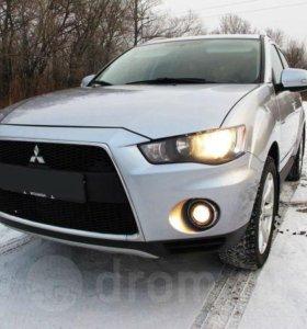 Mitsubishi Outlander, 2.4, 2010