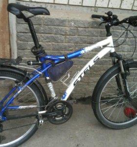 Велосипед stels 800