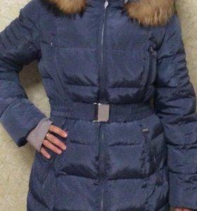 Куртка женская пуховик SnowImage