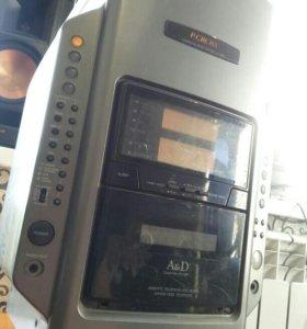 A&D (Akai&Diatone) LX1010 Made in Japan