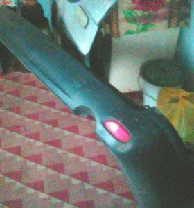 Задний бампер на Nissan AD