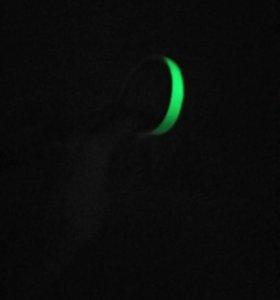 Клейкая люминесцентная лента