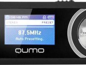 MP3-плеер qumo Duo new 4 GB
