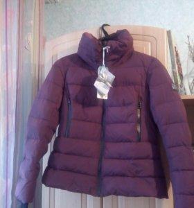 Новая зимняя куртка Snowimage р.48